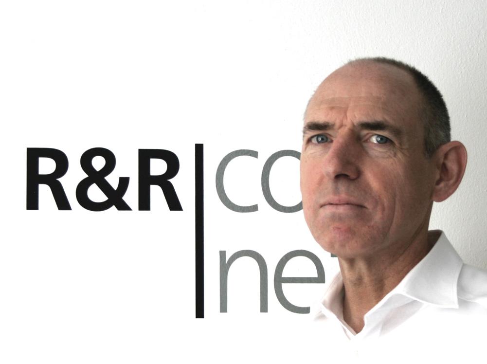 Rafael Reyeros Geschäftsführer Kreation und Digital R&R/COM