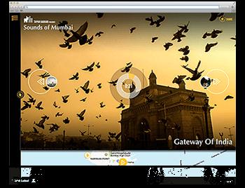 Screenshot WdW KW33 Sounds of Mumbai