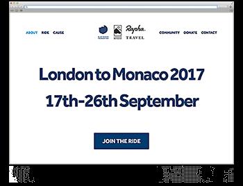 Screenshot WdW KW36 London to Monaco