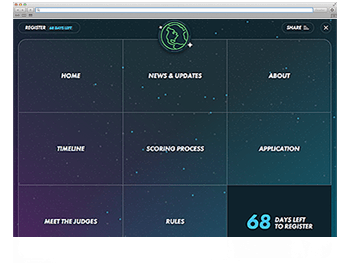 Screenshot WdW KW43 Nasa earth space price