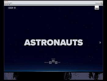 Screenshot WdW KW44 Astronauts