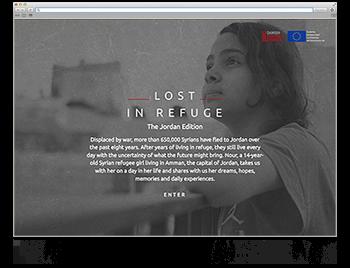 Unsere Website der Woche KW01 19 Lost in Refuge