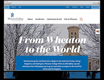 Website der Woche KW 04 Wheaton