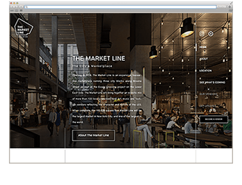 Website der Woche KW 23 The Market Line
