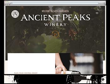 Unsere Website der Woche KW41 Ancient Peaks