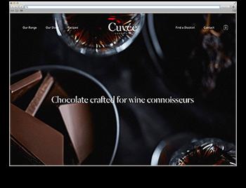 Unsere Website der Woche KW48 Cuveé Chocolate