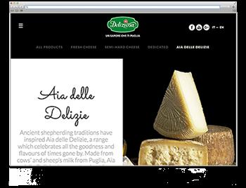 Unsere Website der Woche KW39: prodottideliziosa