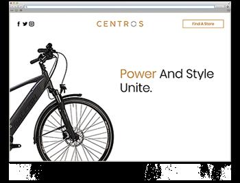 Unsere Website der Woche KW44 Centros