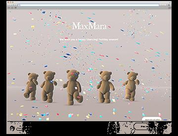 Unsere Website der Woche KW52 19 Max Mara Bearing Gifts