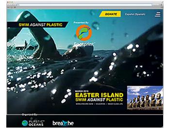Unsere Website der Woche KW11 19 swim against plastic