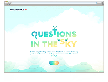 Unsere Website der Woche 13 19 questions in the sky