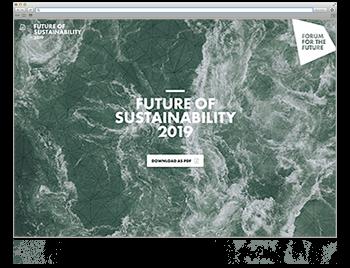 Unsere Website der Woche KW15 19 The Futures Centre