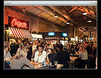 Unsere Website der Woche KW19 19 Foodhallen