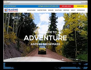 Unsere Website der Woche KW26 19 blazingadventures