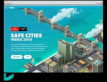 Unsere Website der Woche KW38 19 Safe Cities