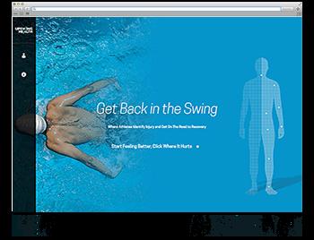 Unsere Website der Woche KW27 19 Upswing Health