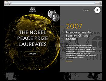 Unsere Website der Woche KW34 19 Peace Prize Laureates