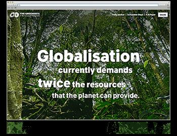 Unsere Website der Woche KW04 19 The Greensefa