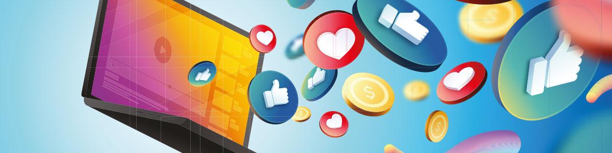 R&R/COM bietet Ideen und Umsetzung für Digitalen Content für Social Media, Blogs, Websites, etc.