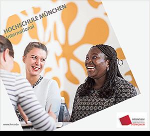 Anzeige VDI Jahresbericht Hochschule München – international