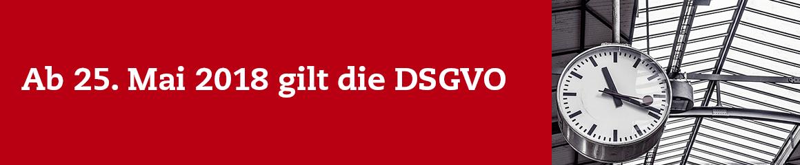DGVO ab 25. Mai – DSGVO unter der Online-Marketing Lupe
