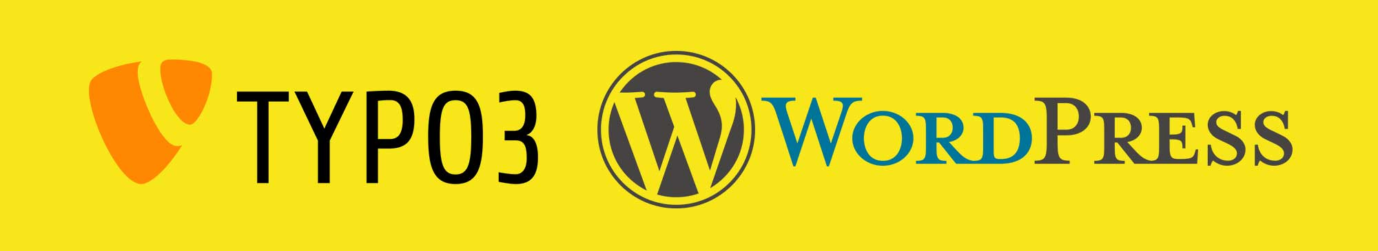 R&R/COM Websites mit CMS TYPO3 WordPress