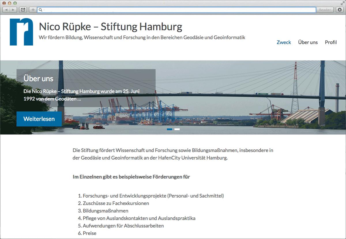 Nico Rüpke Stiftung